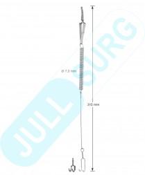 """Buy Lempert Mastoid Suction Tubes, Total Length-230mm/9"""", 10fr -4mm"""