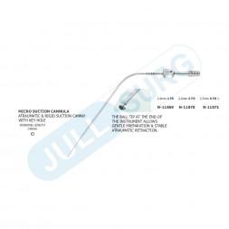Buy Micro Suction Cannula Atraumatic & Rigid Suction