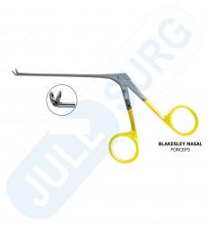 Buy Long Blakesley Forceps Shaft Length- 18cm, Bite Size-3.0mm, 90°up