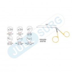 Buy Micro Aural Cup Forceps (extra Fine)
