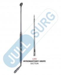 Buy Myringotomy Knife With Suction