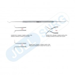 Buy Dissector , Double - Ended, Distal Tips