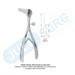 Buy Sinus Nasal Speculum By Killian, With  Screw Overall Length 140mm