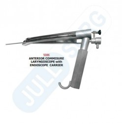 Buy Anterior Commisure Laryngoscope With Endoscope Carrier