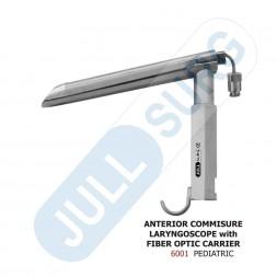 Buy Anterior Commisure Laryngoscope With Fiber Optic Carrier Pediatric