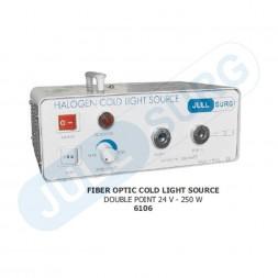 Buy Halogen Fiber Optic Light Source Double