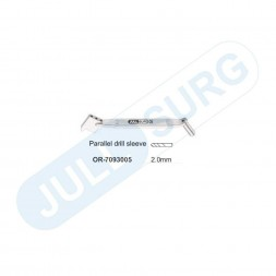 Buy Parallel Drill Sleeve Sleeve, 2.0mm