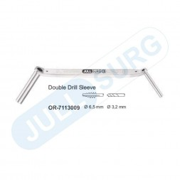 Buy Double Drill Sleeve (6.5mm,3.2mm)