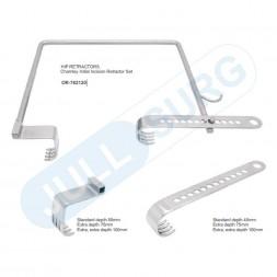 Buy Hip Retractor Charnley Incision Retractor Set 50,75,100mm