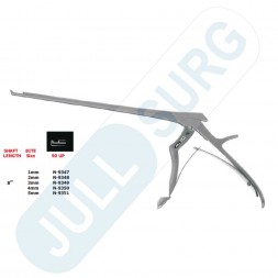 """Buy 90° Up -8'' Hygienic Lumbar And Cervical Kerrison Laminectomy Rongeurs,bite  8"""""""